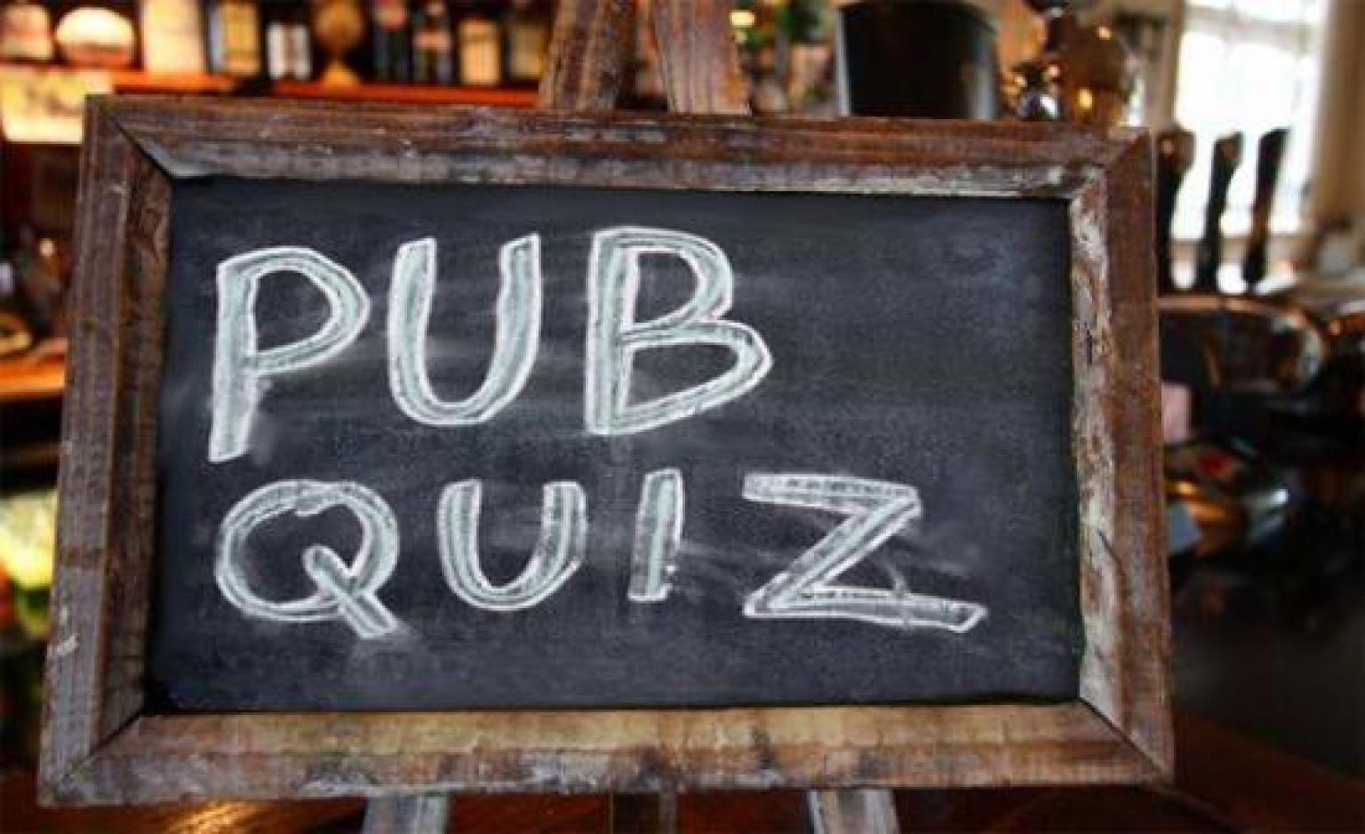 Pub Quiz | Tulse Hill and Dulwich Hockey Club
