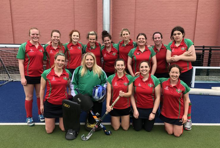 Ladies 6s 2019 team